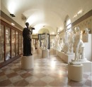 New disposition of plaster casts collection