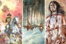 Gli autori bolognesi tra il fumetto e il west