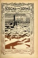 Copertina di «Bologna che dorme. Periodico umoristico-letterario-illustrato»