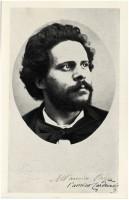 Nel 1863 al collega Pietro Piazza dell'Università di Bologna