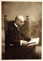 Benedetto Schiassi nel 1932 (prop. Franco Gatti)