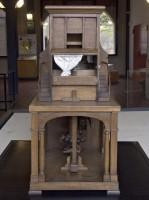 Modello di mulino da grano