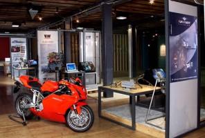 Moto Ducati 999