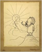 Nasìca: Giosue, emulatore del suo omonimo biblico, ferma il sole