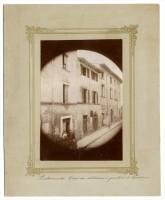 A Pietrasanta: la casa dove abitarono i genitori di Carducci