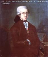 W. A. Mozart, Ritratto