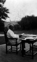Benedetto Schiassi nel 1932 (prop. Elena Brizio)