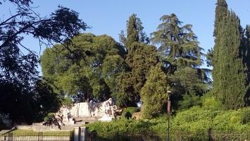 Il giardino Carducci tra Arte storia e letteratura