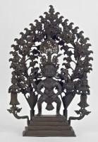 Narasimha con Praladha e Kayadu