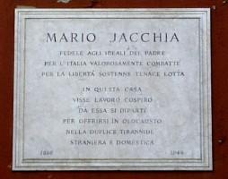 La famiglia Jacchia tra le due guerre mondiali