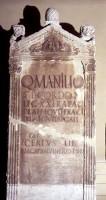 Stela of Quintus Manilius Cordus