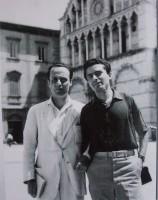 Giorgio Bassani e Francesco Arcangeli