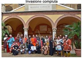 Invasione compiuta! (foto Gian Marco Borgia)