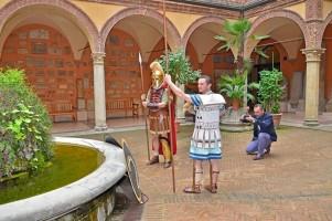 Anche la fontana ha il suo fascino... (foto Gian Marco Borgia)