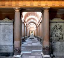 Un cimitero che si può chiamare Museo