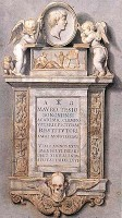 Carlo Bianconi, Progetto per la memoria funebre di Mauro Tesi, acquisizione, 1996, Collezioni Comunali d'Arte