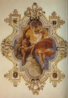 affreschi virtù
