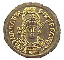 Golden Solidus, Anastasio I