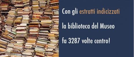 Estratti Biblioteca