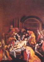 Federico Barocci, Il lamento sul Cristo morto, acquisizione, 2000, Collezioni Comunali d'Arte (esposto temporaneamente presso la Cappella Farnese)