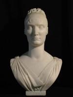 Lorenzo Bartolini (1777 - 1850), il Ritratto di Elisa Bonaparte Baciocchi. Collezioni d'Arte e di Storia della Cassa di Risparmio in Bologna.