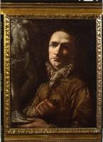 Giovan Antonio Burrini, Ritratto dello scultore Giuseppe Maria Mazza, acquisizione, 1998, Museo Davia Bargellini