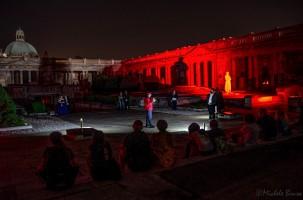 Certosa di Bologna, estate 2020. Museo del Risorgimento e 8cento, 'Sono pronto, parto con Garibaldi!'. Foto Michele Brusa.
