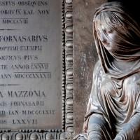 Nomen omen | destini scolpiti sulle pietre della Certosa