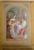Antichi affreschi di un museo dimenticato