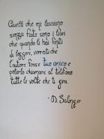Gruppo di lettura adolescenti - Citazione Salinger