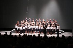 Il concerto inaugurale del Coro Athena e del Piccolo Coro Athena al Teatro Comunale di Bologna
