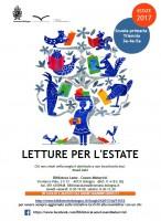 Letture estate 2017 - triennio primaria