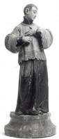 Giuseppe Corazza, San Luigi Gonzaga, acquisizione, 1991, Museo Davia Bargellini