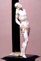 Valerio Bonesi, Cristo alla colonna, dono della SAREMA s.p.a., 1993, Museo Civico Medievale