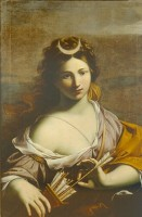 Michele Desubleo, Diana, acquisizione, 1988, Collezioni Comunali d'Arte