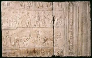 Rilievo dalla tomba di Horemheb