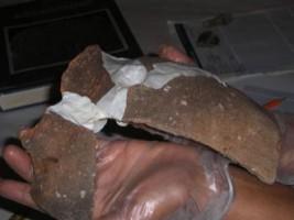 Il pre-restauro dei materiali