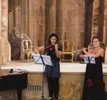 A tre voci | concerto del Trio Muse
