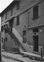 La sede della biblioteca a Corticella gestita da Luigi Fabbri negli anni '20
