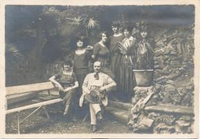 Luigi Fabbri e colleghe a Corticella