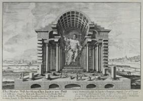 Fischer_statua di Zeus a Olimpia