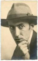Ritratto fotografico di A. Cervellati,  ca. 1920-1925