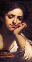 Felice Giani, Maddalena penitente, acquisizione, 1996, Collezioni Comunali d'Arte