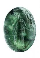 Plasma con figura di Atena - Minerva
