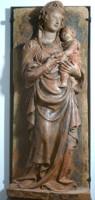 Jacopo della Quercia, Madonna con Gesù Bambino, deposito da ASCOM Bologna, 1992, Museo Civico Medievale