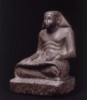 Statua a nome di Ahmosi