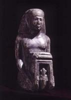 Statua frammentaria di naoforo