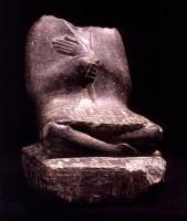 Statua acefala a nome di Seneb