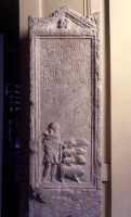 Stela of the swinherd