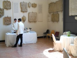 Il Lapidario del Museo Civico Medievale